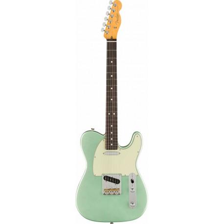 Fender AM Pro II TELE RW Mystic Surf Green