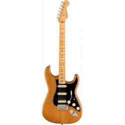 Fender AM Pro II Stratocaster HSS MN Roasted Pine