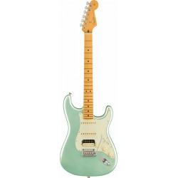 Fender AM Pro II Stratocaster HSS MN Mystic Surf Green