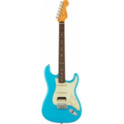 Fender AM Pro II Stratocaster HSS RW Miami Blue