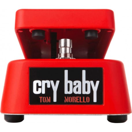 Dunlop Cry Baby Tom Morello Wah Edition Limitée