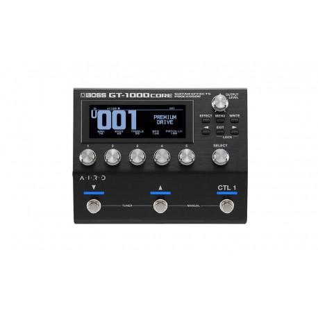 Boss GT-1000 Core - Multi Effets Guitare