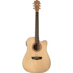 Washburn WD-75CE dreadnought naturelle