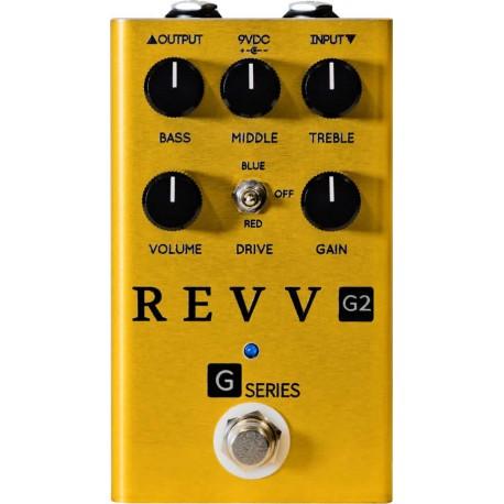 Revv G2 Gold Pedal