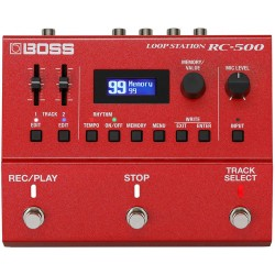 Boss RC-500 Loop Station - Pédale Looper