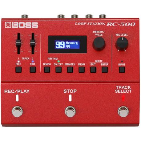 Boss RC-500 Loop Station - Pédale Looper