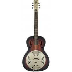 Gretsch G9241 Alligator™ Biscuit Round-Neck Resonator