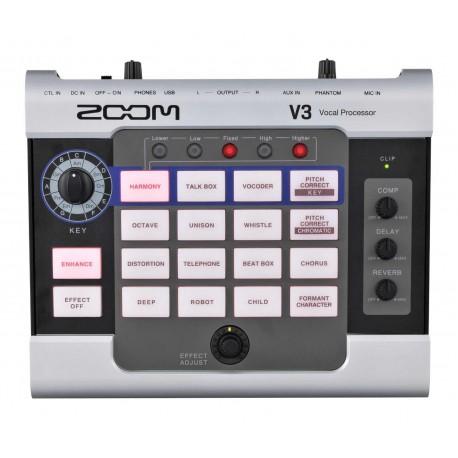 Zoom V3 Processeur Vocal