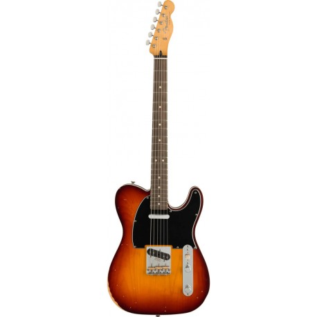 Fender Jason Isbell Custom Telecaster RW 3-color Chocolate Burst