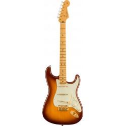 Fender 75TH ANV CMRTV Stratocaster MN 2-Color Bourbon Burst