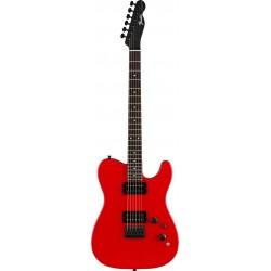 Fender Boxer Series Tele HH RW Torino Red