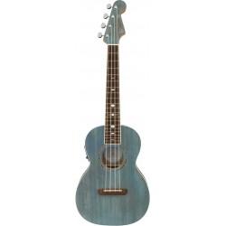 Fender Dani Harrison Uke Turquoise
