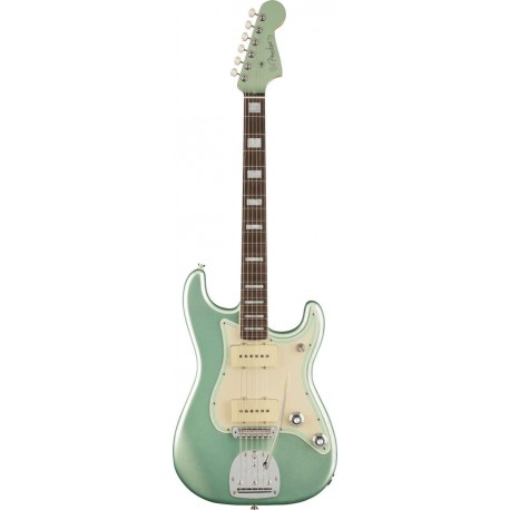 Fender Parallel Universe II Jazz Strat RW Mystic Surf Green