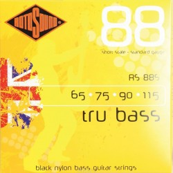 True Bass Short Scale 65-75-90-115