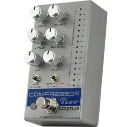 Empress Bass Compressor Silver