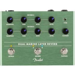 Fender Dual Marine Layer Reverb Pedal