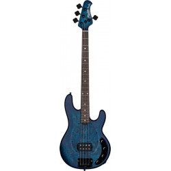 Sterling by Music Man RAY34 Neptune Blue Satin