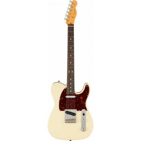 Fender AM Pro II TELE RW Olympic White