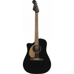 Fender Redondo Player Jetty Black