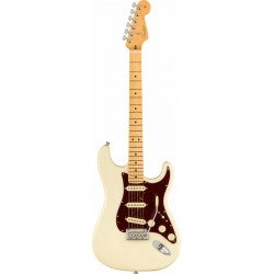 Fender AM Pro II Stratocaster MN Olympic White