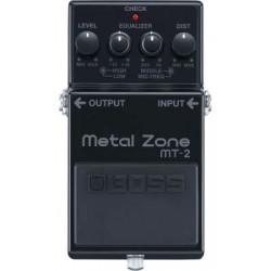 Boss MT-2 Metal Zone - Pédale de Distorsion