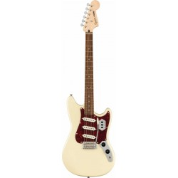 Squier Paranormal Cyclone LRL Pearl White