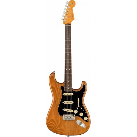 Fender AM Pro II Stratocaster RW Roasted Pine