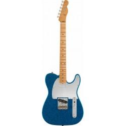 Fender J Mascis Telecaster MN Bottle Rocket Blue Flake