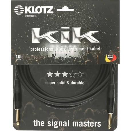 Klotz Jack Instrument 3 mètres Droit