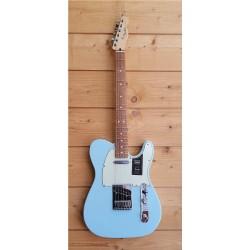 Fender LTD Player Tele PF Daphnee Blue