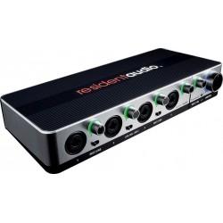 T4 Interface Audio 4 Entrées 4 Sorties