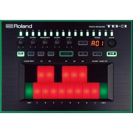 TB-3 Touch Bassline