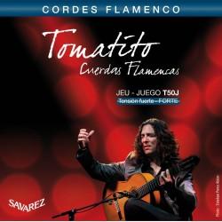 T50J Jeu Tomatito Flamenca Tension Forte