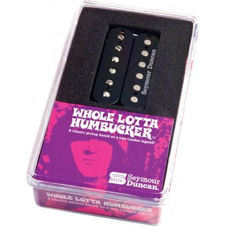 Whole Lotta Humbucker Bridge Black