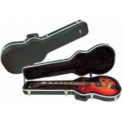 Etui ABS Deluxe pour Guitare Electrique Single Cutaway